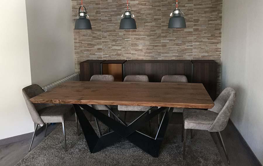 Mesas de Diseño comedor | Qhands